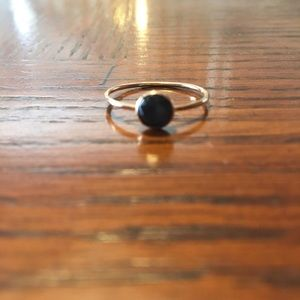 Jewelry - NWOT onyx ring